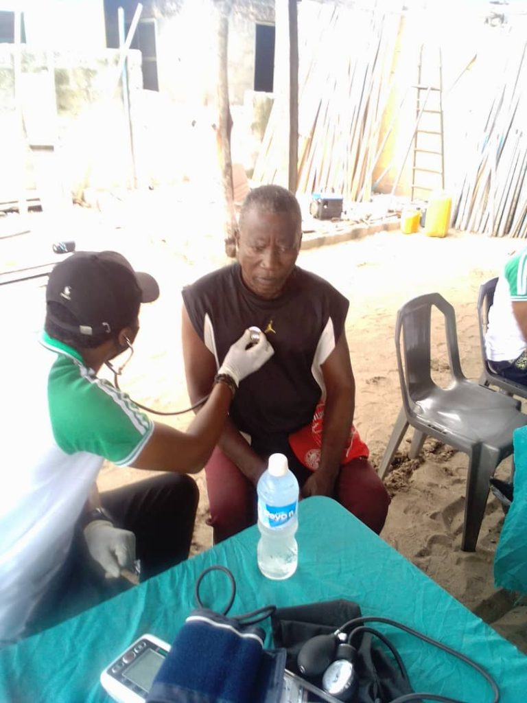 WCM Supporting Medical Outreach