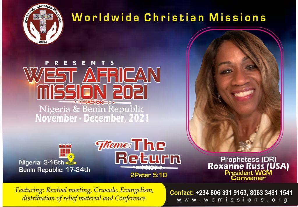 Mission 2021 Session 2